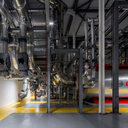 Arte y Arquitectura en una Planta de Energía 18