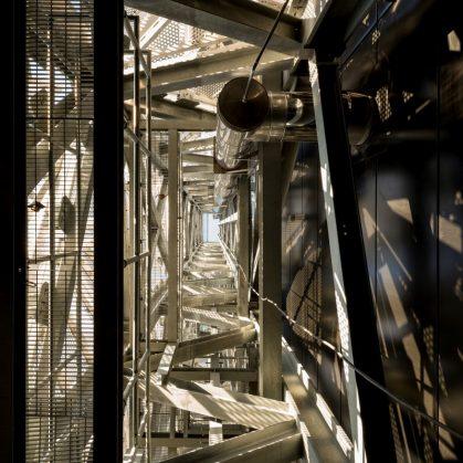 Arte y Arquitectura en una Planta de Energía 17