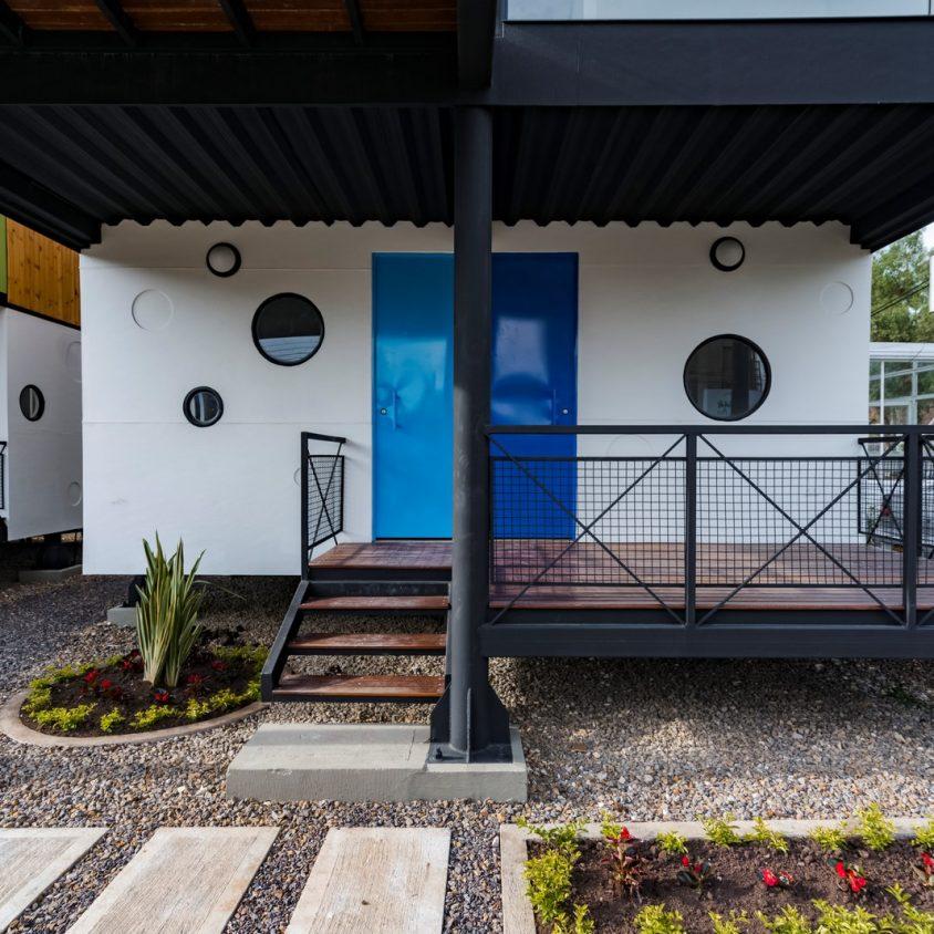 Refugio Cúbica 4