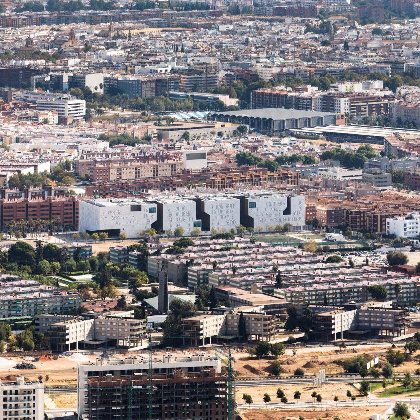 Palacio de Justicia en Córdoba 1