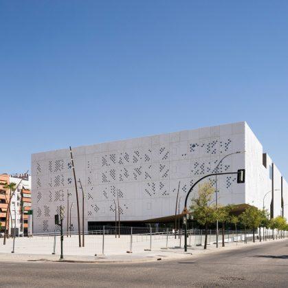 Palacio de Justicia en Córdoba 3