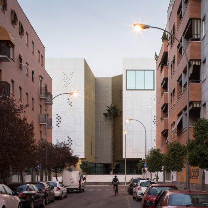 Palacio de Justicia en Córdoba 17