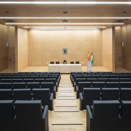 Palacio de Justicia en Córdoba 23