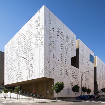 Palacio de Justicia en Córdoba 15
