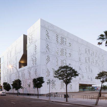 Palacio de Justicia en Córdoba 4