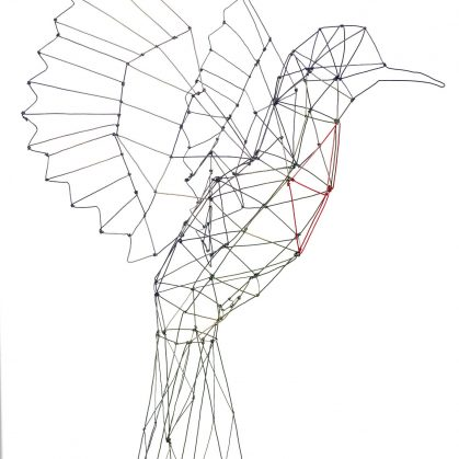 Birds of Origami by Roberto Romero 4