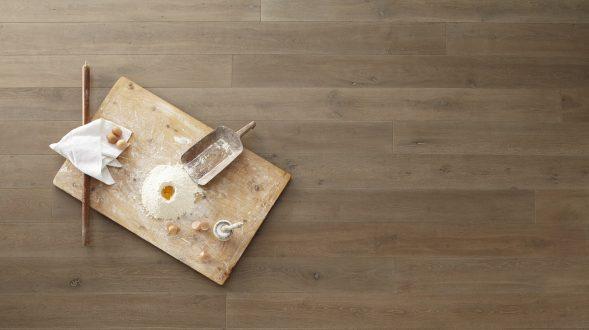 Piso de madera Smoked - Stile 4