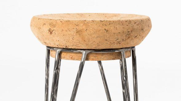 Muebles de diseño con corcho 9