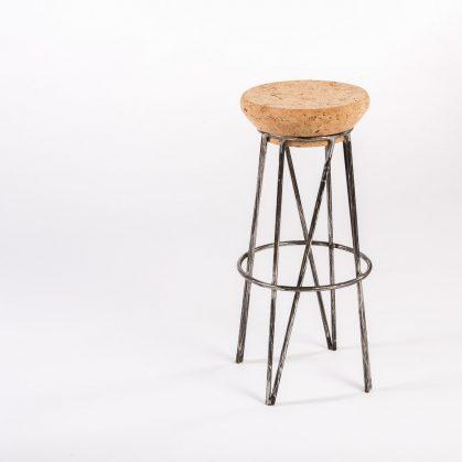 Muebles de diseño con corcho 4