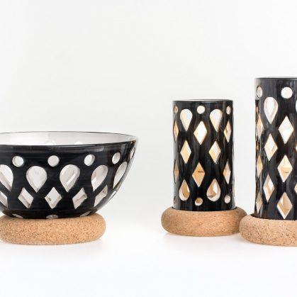 Muebles de diseño con corcho 6