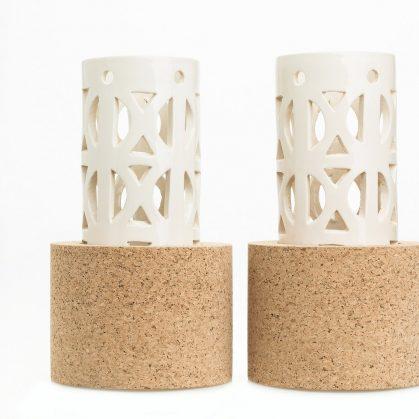 Muebles de diseño con corcho 8