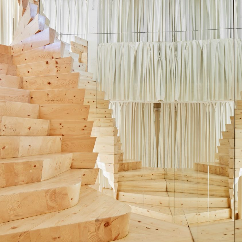 Stack Staircase 3