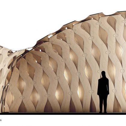 ICD Sewn Timber Shell 10
