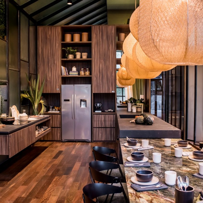 """EL VIVERO"" OPEN KITCHEN. 1"