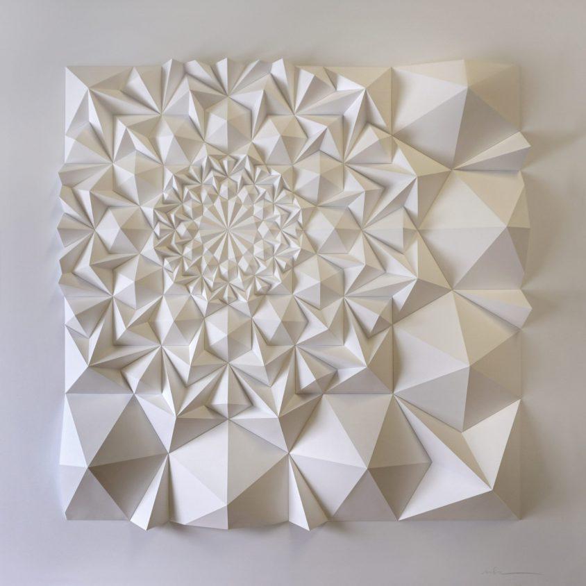 Arte en Papel by Matt Shlian 8