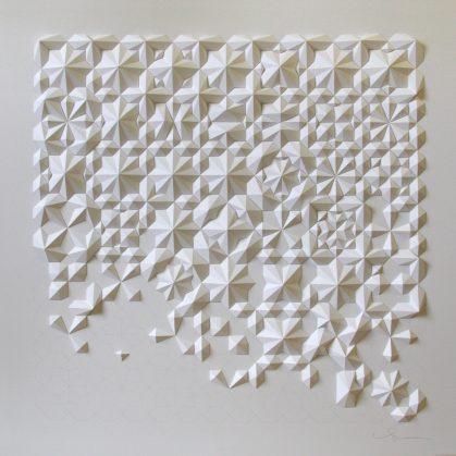 Arte en Papel by Matt Shlian 25