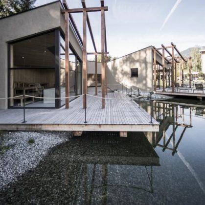 Hotel Seehof, una arquitectura de jardín 7