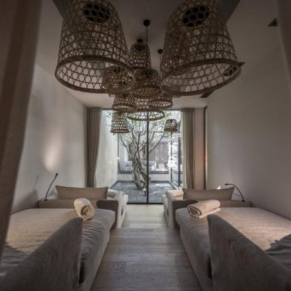 Hotel Seehof, una arquitectura de jardín 13