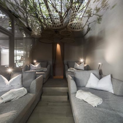 Hotel Seehof, una arquitectura de jardín 14