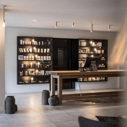 Hotel Seehof, una arquitectura de jardín 18