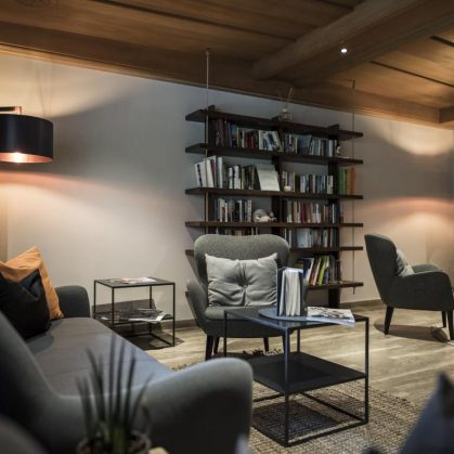 Hotel Seehof, una arquitectura de jardín 20