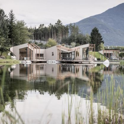 Hotel Seehof, una arquitectura de jardín 2