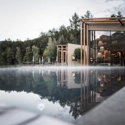 Hotel Seehof, una arquitectura de jardín 3