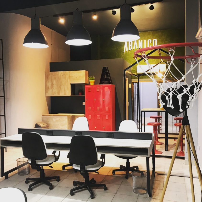 Oficina Coworking Abanico 3