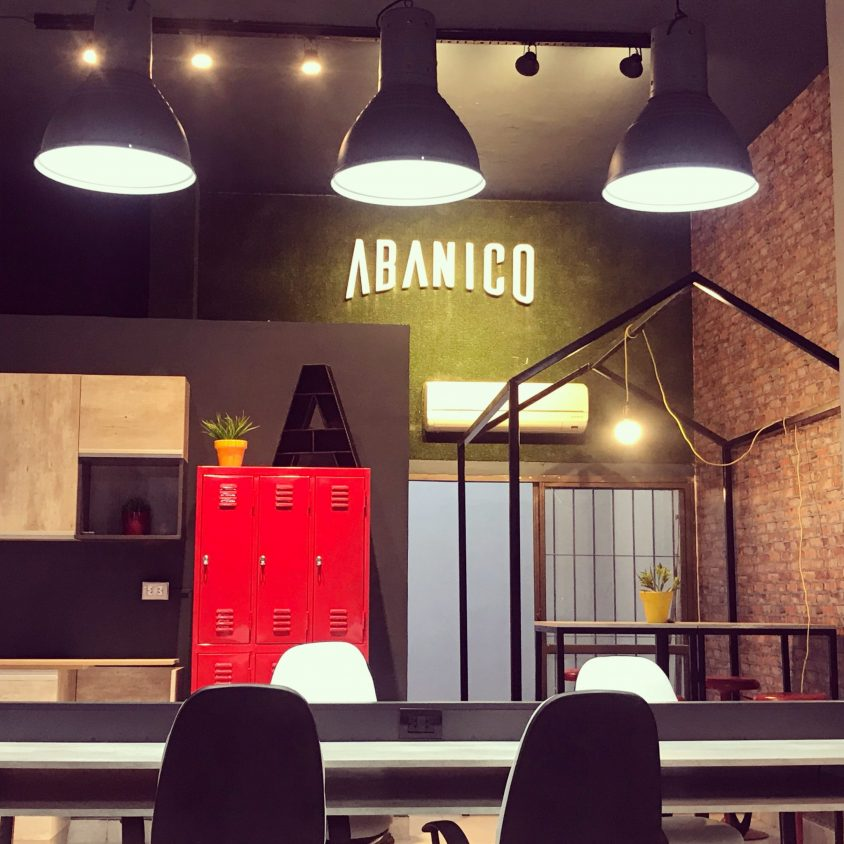 Oficina Coworking Abanico 1