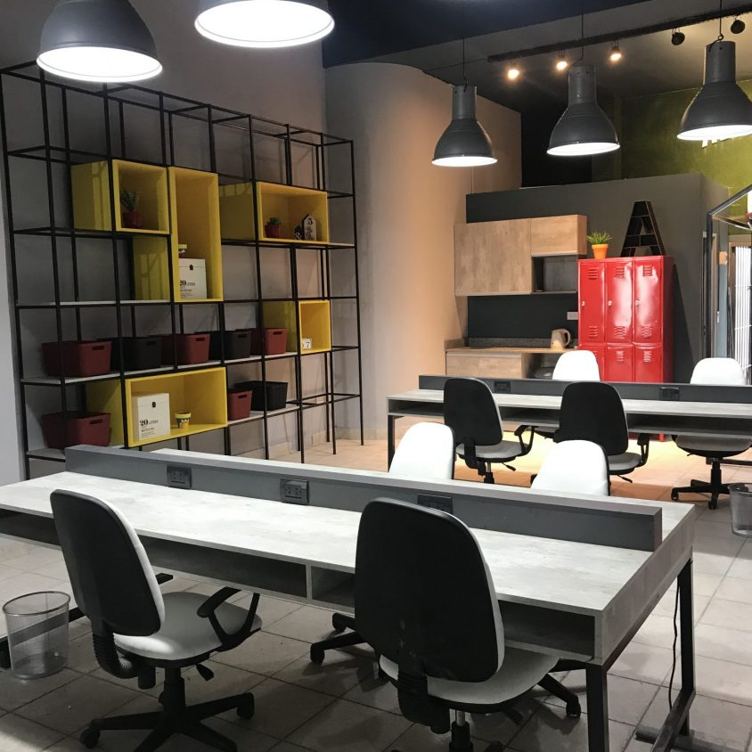 Oficina Coworking Abanico 2