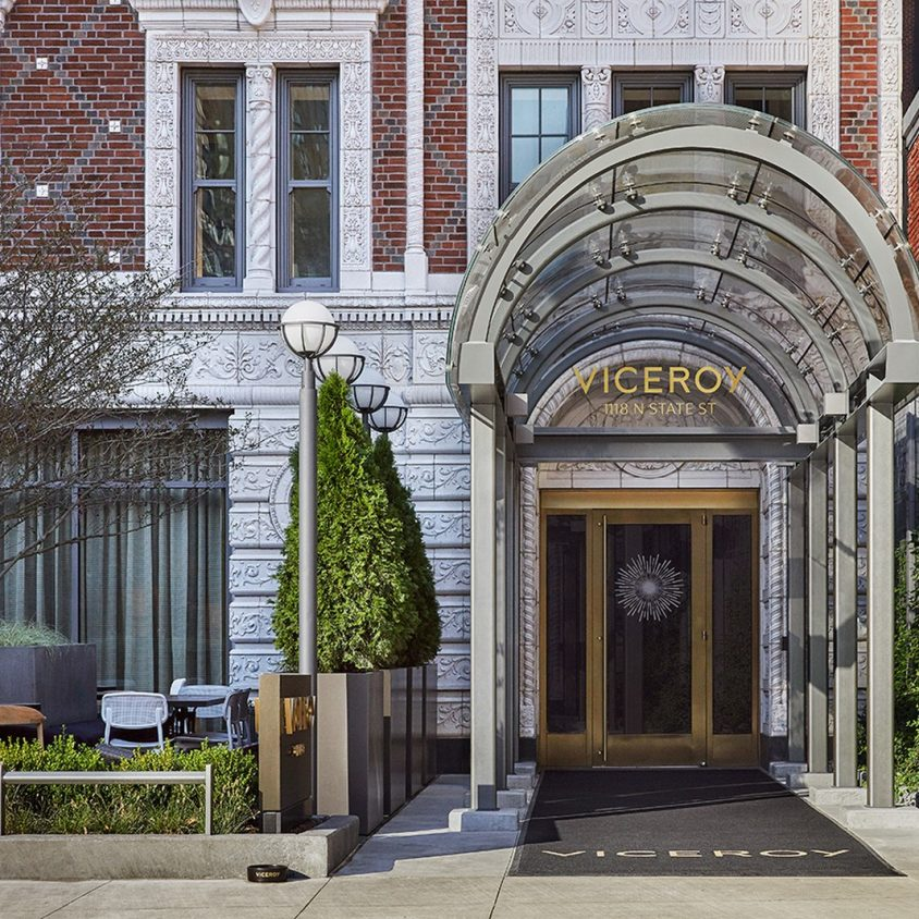 Viceroy Chicago Boutique Hotel 3