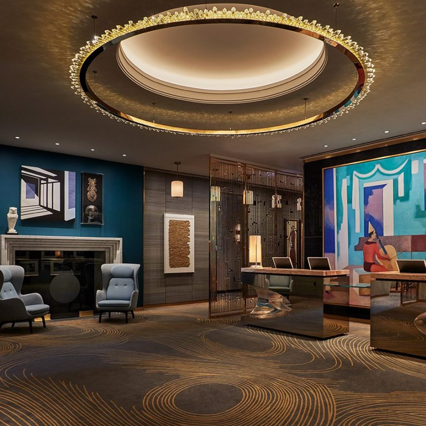 Viceroy Chicago Boutique Hotel 4