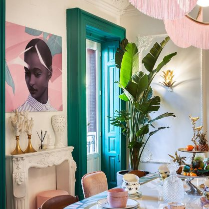 Tropical lunch en Casa Decor 3