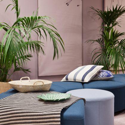 "Lobby ""Lounge Palo de Rosa"" en Casa Decor 7"