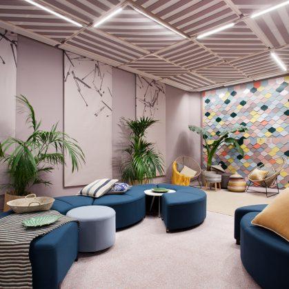 "Lobby ""Lounge Palo de Rosa"" en Casa Decor 6"