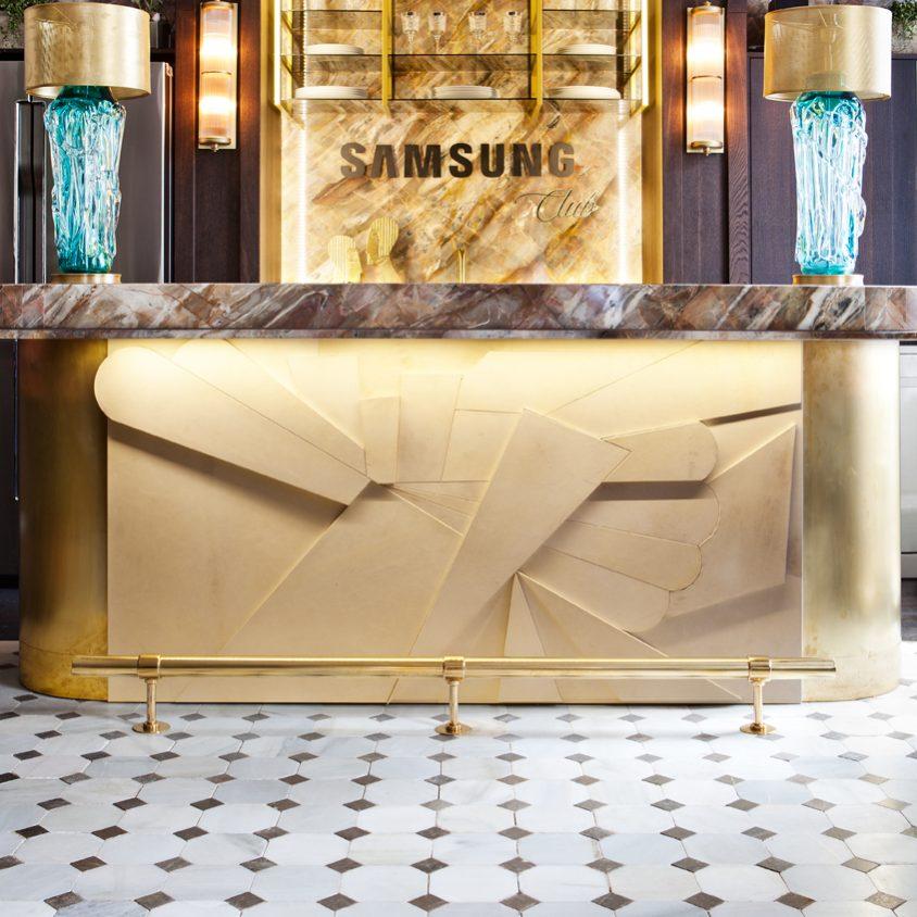 """Samsung Club"" en Casa Decor 4"