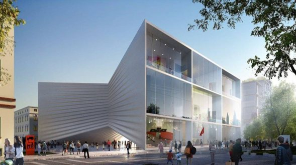 THE NEW NATIONAL THEATRE OF ALBANIA 5