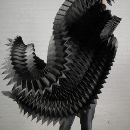 Arte en Papel by Matt Shlian 1