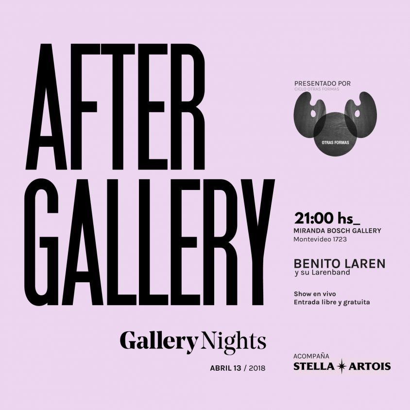 Gallery Nights: Primera edición del año 1