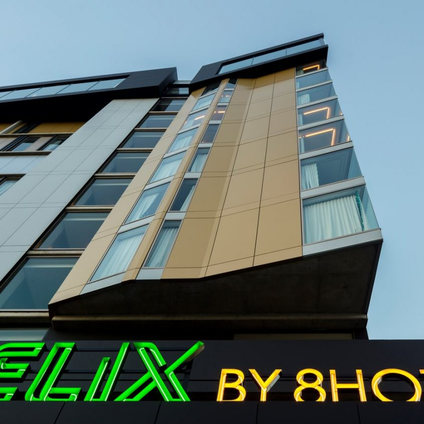 The Felix Hotel 3