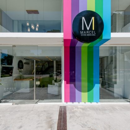 Oficinas Marcel 13