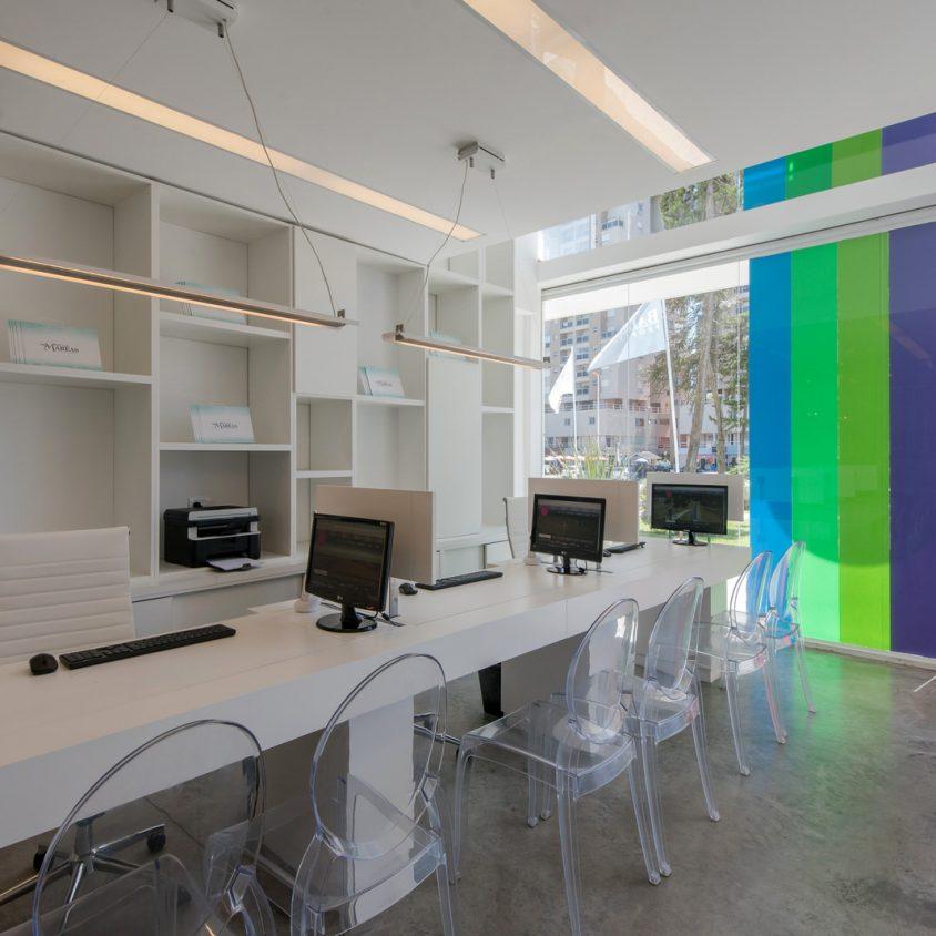 Oficinas Marcel 7