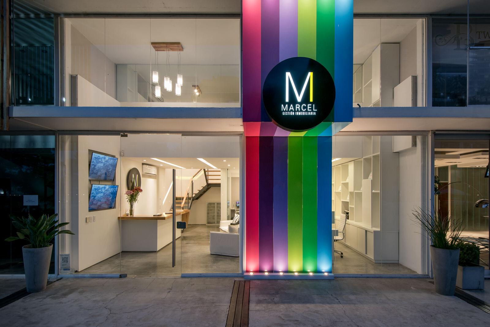 Oficinas Marcel 17