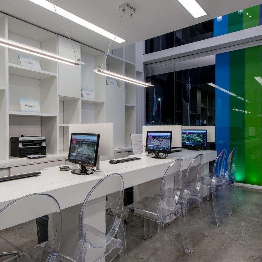 Oficinas Marcel 8