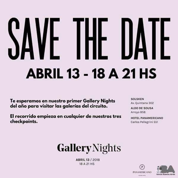 Gallery Nights: Primera edición del año 2