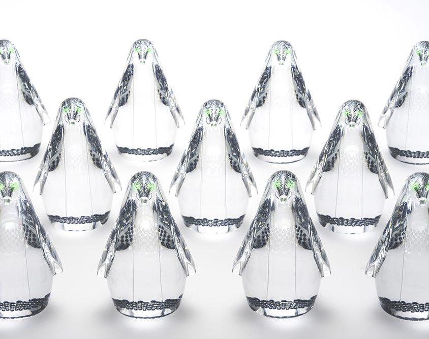 Sphelar Penguin estará presente en Milán 1