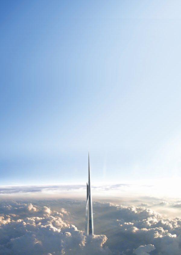 Jeddah Tower 8