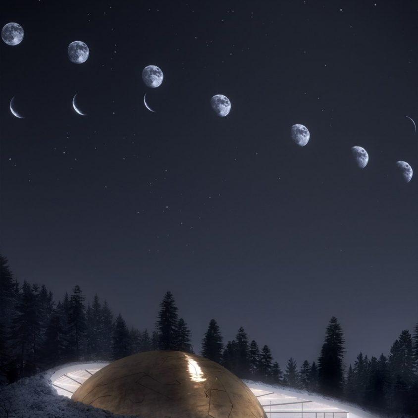 Planetario en Noruega 7