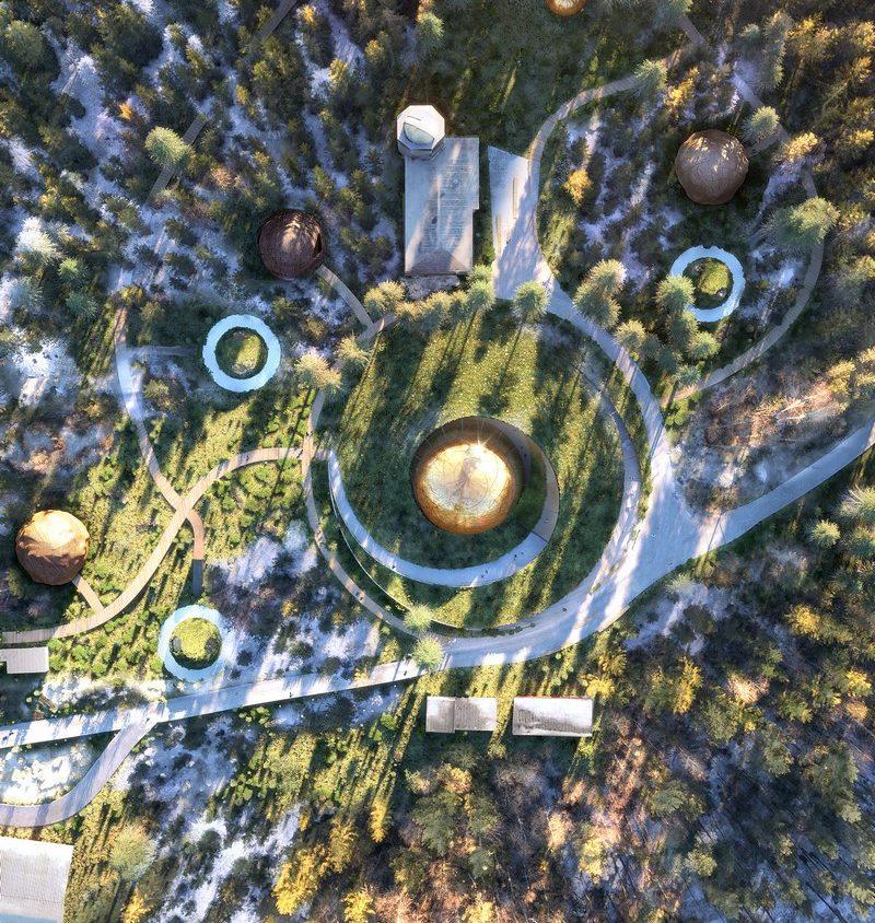 Planetario en Noruega 6
