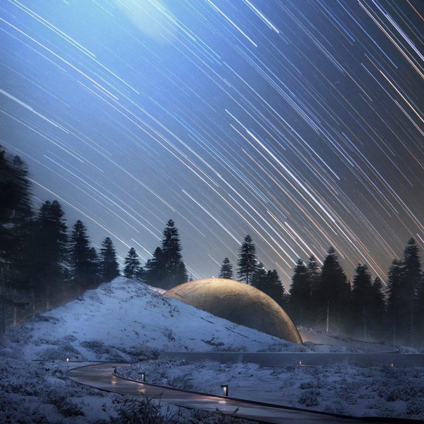 Planetario en Noruega 2